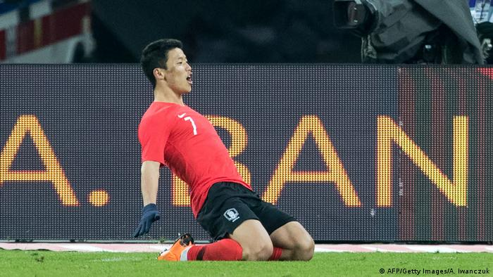 Hwang Hee-chan (AFP/Getty Images/A. Iwanczuk)