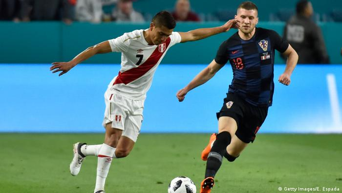 Fußball Kroatien Mateo Kovacic (Getty Images/E. Espada)