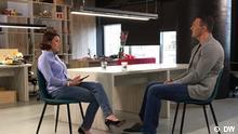 Nemtsova Interview mit ehermaliger Boxer Wladimir Klitschko