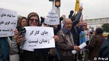 Iran Erster Mai