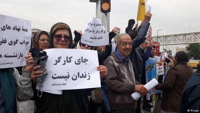 Iran Erster Mai (Privat)