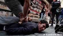 1. Mai Proteste in der Türkei