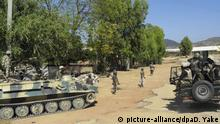 Nigerian army claims to have cleared Mubi of Boko Haram