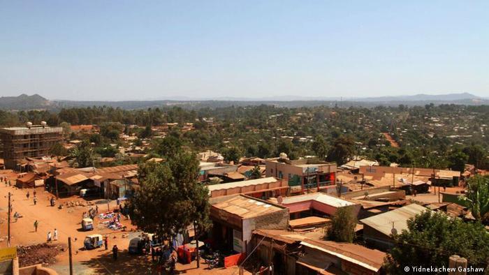 Shakiso Town