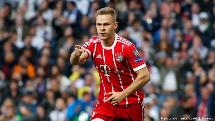 Fußball Champions League FC Bayern - Real Madrid