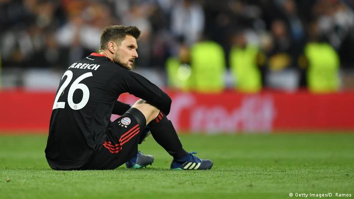 Sven Ulreich: Guarda-redes do Bayern de Munique