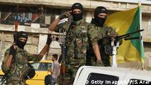 Irak Baghdad Schiiten-Miliz Ketaeb Hezbollah