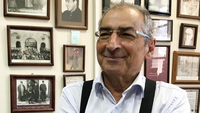 Prof. Sadegh Zibakalam