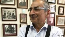 Sadegh Zibakalam, iranischer Professor.