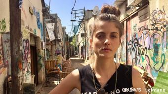 Israelische Musikein Noga Erez
