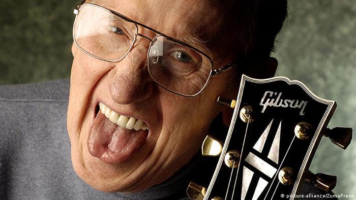 Dieter Roesberg Gibson War Das Synonym Für E Gitarre Musik Dw