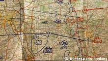 Geheimes deutsches C-Waffenprogramm in den 60-er Jahren (Ausschnitt)