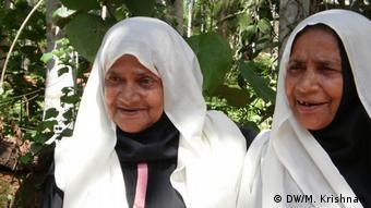 Zwillings-Dorf Kodinhi in Indien (DW/M. Krishnan)