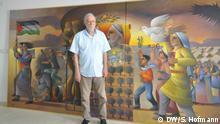 Suleiman Mansour, palästinensischer Künstler
