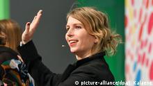 Berlin Chelsea Manning bei Internetkonferenz re:publica
