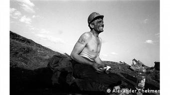 Роботи українського фотографа Олександра Чекменьова серії Донбас на виставці у музеї Дюсельдорфа