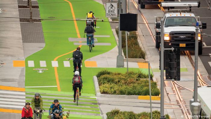 Fahr Rad! Die Rückeroberung der Stadt ( C. Bruce Forster)
