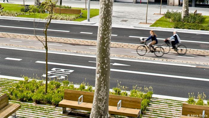 Fahr Rad! Die Rückeroberung der Stadt (Adrià Goula)