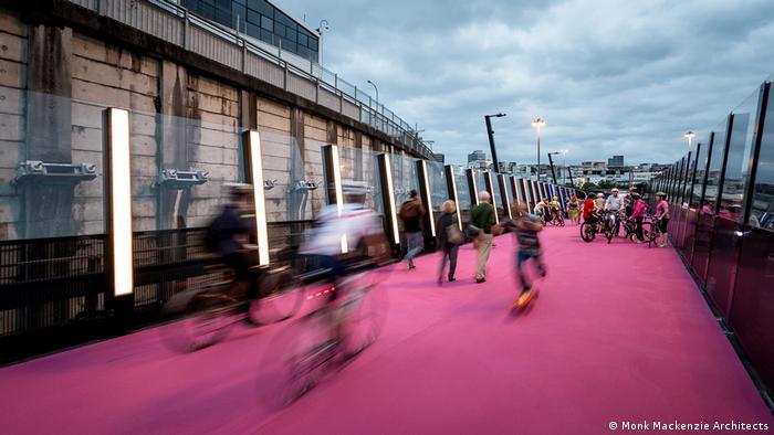 Fahr Rad! Die Rückeroberung der Stadt (Monk Mackenzie Architects)