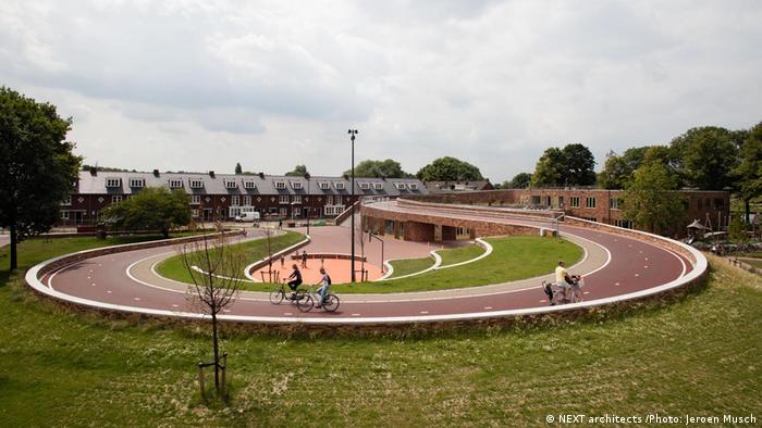Fahr Rad! Die Rückeroberung der Stadt (NEXT architects /Photo: Jeroen Musch)