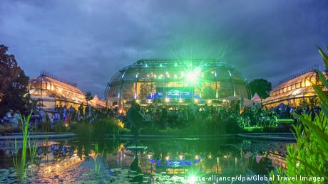 Botanischer Garten Berlin, Dahlem, Karbische Nacht (picture-alliance/dpa/Global Travel Images)