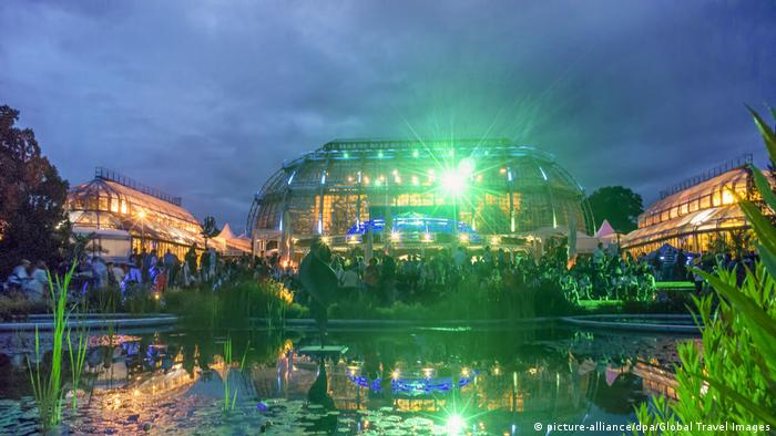 Botanischer Garten Berlin, Dahlem, Karbische Nacht (picture-alliance/dpa/Global Travel Images)