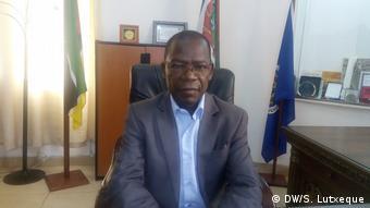 Mosambik Paulo Vahanle, Bürgermeister von Nampula