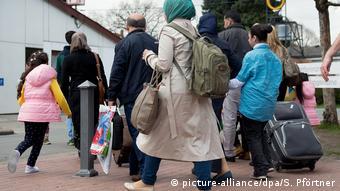 Беженцы из Сирии в Гёттингене