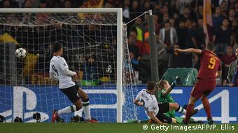 UEFA Champions League Halbfinale | AS Rom - FC Liverpool - Tor