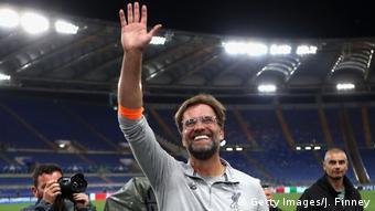 UEFA Champions League Halbfinale | AS Rom - FC Liverpool - Jürgen Klopp