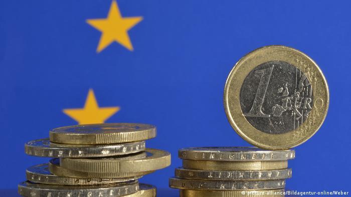 Monede euro (picture-alliance/Bildagentur-online/Weber)