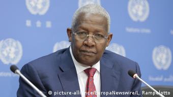 USA UN | Sam K. Kutesa, ehem. Außenminister von Uganda