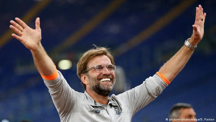 Jürgen Klopp (picture-alliance/dpa/S. Paston)
