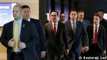 China Peking - US Delegation in Peking zum Handelsstreit