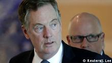 China Peking - US Delegation in Peking zum Handelsstreit - Robert Lighthizer