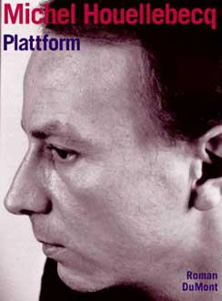 Buchcover: Houellebecq - Plattform