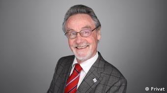 Profesor Rolf Langhammer iz Instituta za svjetsko gospodarstvo u Kielu