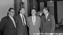 Libanon Dag Hammarskjold, Edward Ghorra, Sami Solh, David Blicknstaff