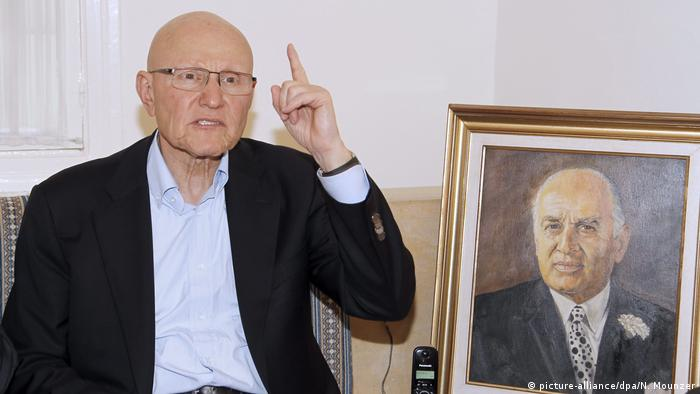 Libanon MP Tammam Salam (picture-alliance/dpa/N. Mounzer)