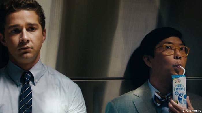 USA Filmstill Transformers Product Placement chinesischer Firmen