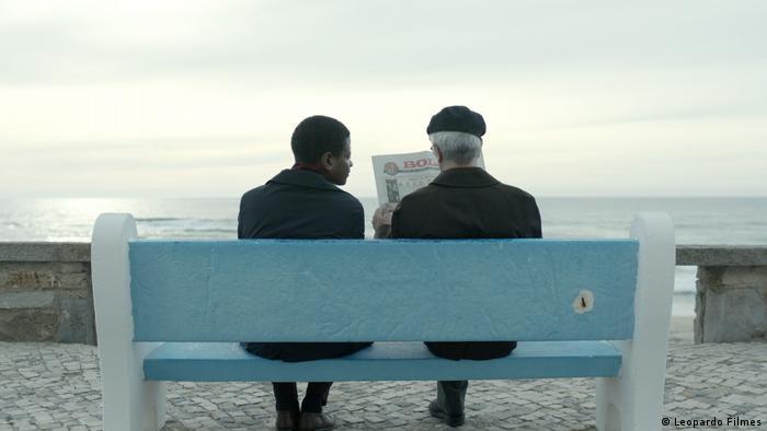 Portugal Lissabon - Szene aus dem Film Ruth