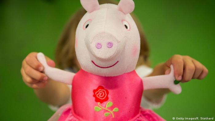 UK Peppa Pig (Getty Images/R. Stothard)
