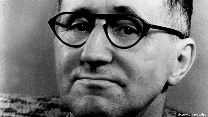 Autor Bertolt Brecht (picture-alliance/dpa)