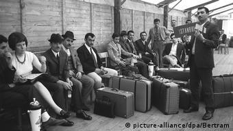 Ένα χρόνο μετά την διακρατική συμφωνία περί αποστολής εργατών μεταξύ Δ. Γερμανίας και Ελλάδας (1960) ακολούθησε η γερμανοτουρκική (1961)
