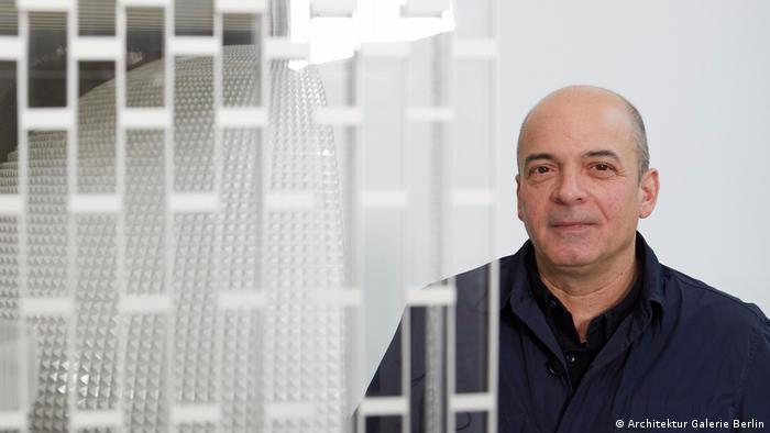 Architect Murat Tabanlioglu (Architektur Galerie Berlin)