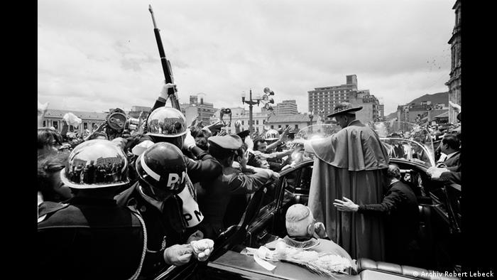 Первый визит папы римского в Латинскую Америку