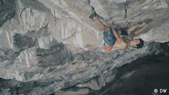 DW Euromaxx - Kletterer Adam Ondra