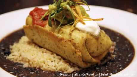 Chimichanga (picture-alliance/Food and Drink Photos/M. Johnson)