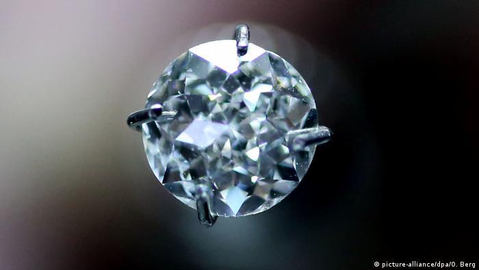 Belgien Diamanten in Antwerpen (picture-alliance/dpa/O. Berg)