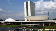 Brasilien Nationalkongress in Brasilia